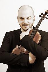 Nikolai Tunkowitsch, Geige, Stimme, Mischwerk, Wiener Musik, Folk, Crossover, Niki,