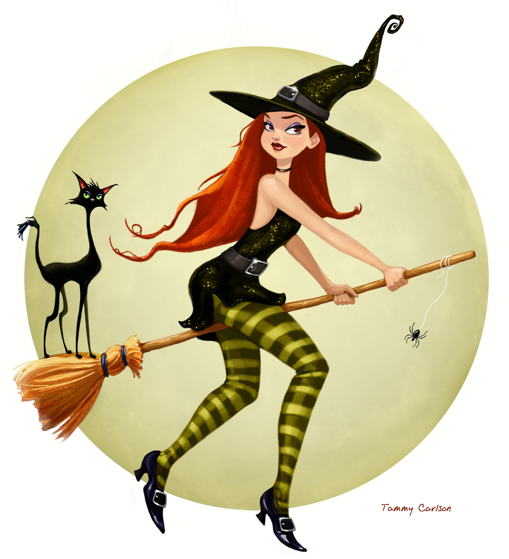 Witchy Poo!