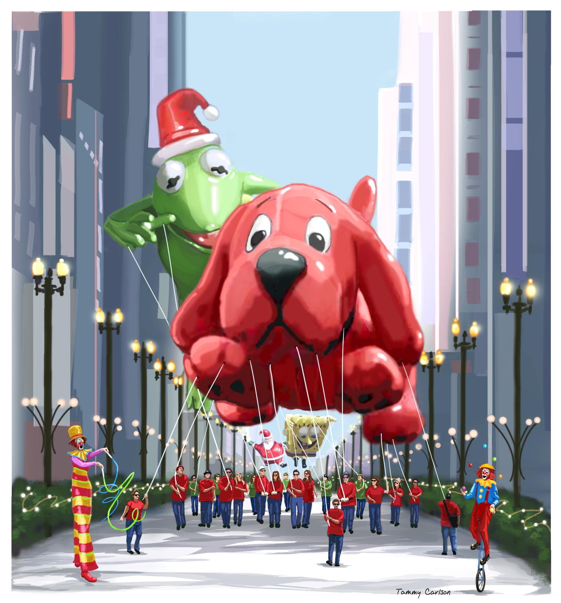 A Christmas Parade