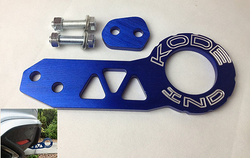 KODE JDM Rear Tow Hook - BLUE-SLIGHT MARKS