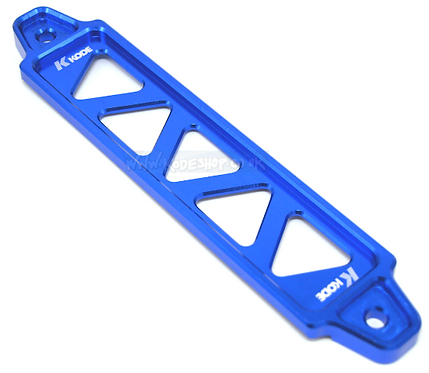 KODE *BIG* Battery Tie Down Clamp Ladder-BLUE