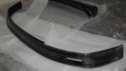 1992-1995 Honda Civic EG (Mugen Style) Carbon Fibre Front Bumper Lip Splitter