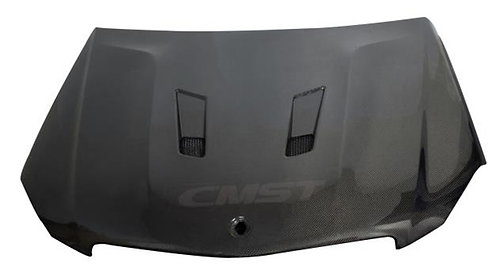 2011-14 Mercedes Ben C63 AMG Carbon Fiber Bonnet