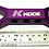 Thumbnail: KODE *LARGE* Battery Tie Down Clamp Chunky-PURPLE