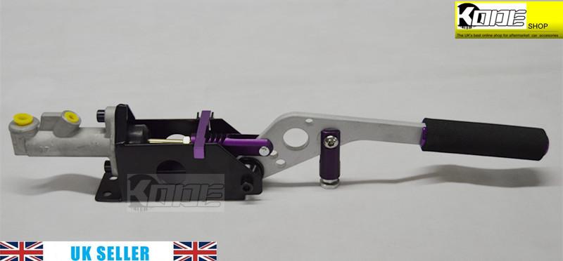UK SELLER Hydraulic Aluminum Universal Drifting Racing WRC Long Handle Handbrake