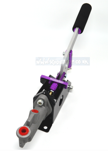 Kode Hydraulic Handbrake- Purple 0.625
