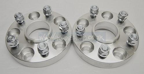 5x114 60.1 25mm M12x1.5 Wheel Spacer Toyota Lexus