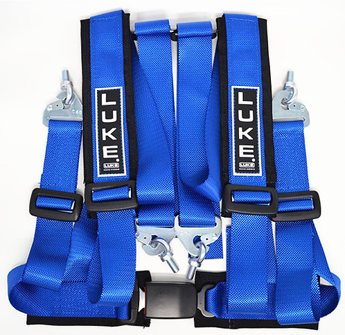 GM4-Sports Road/Track Day Safety Harness Blue