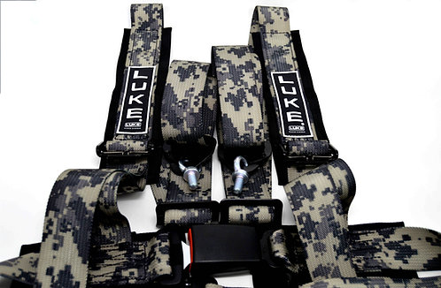 GM4-Sports Road/Track Day Safety Harness Digital Camo