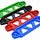 Thumbnail: KODE *Small* Battery Tie Down Clamp Ladder-Blue