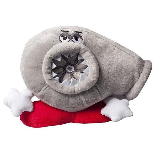 JDM Turbo Cushion Pillow Plush Toy Backrest Neck Rest Gift Decor