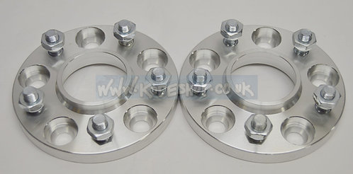 5x114 66.1 25mm M12x1.25 Wheel Spacer Nissan S14