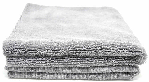2pcs of Edgeless Microfibre Towel Cloth Car Care Polishing Drying Detaili