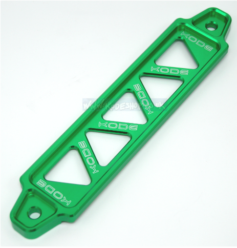 KODE *BIG* Battery Tie Down Clamp Ladder-Green