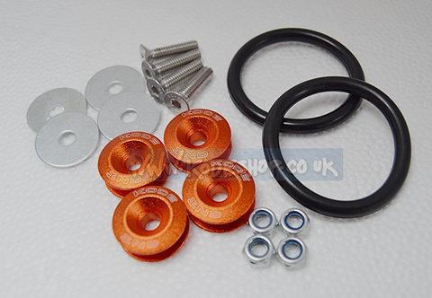 KODE Bumper Quick Release Kit Fastener-ORANGE