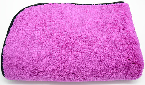 Premium Detailing Drying Towel Microfibre-Purple