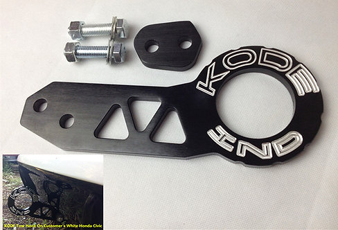 Kode JDM Rear Tow Hook-Black