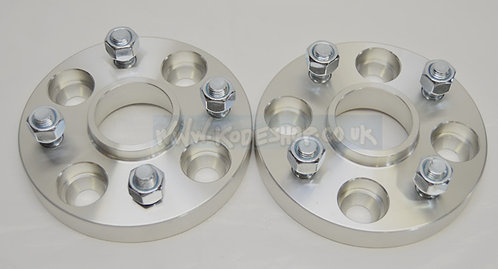 4x108 63.3 25mm M12x1.5 Wheel Spacer Ford
