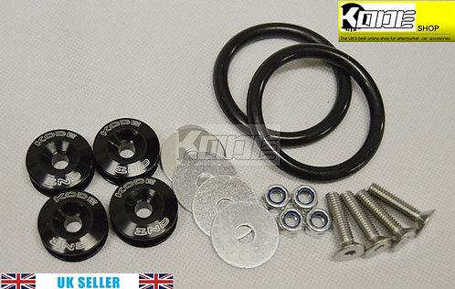 KODE Bumper Quick Release Kit Fastener-BLACK
