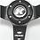Thumbnail: KODE Suede Steering Wheel-Deep Dish White Stitch