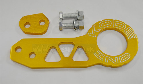 KODE JDM Rear Tow Hook - GOLD-SLIGHT MARKS