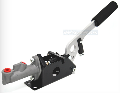 Hydraulic Handbrake Horizontal/Vertical-Black