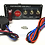 Thumbnail: 3 Toggle Switch 12V Ignition Engine Panel Switching Start Push Race Car Button