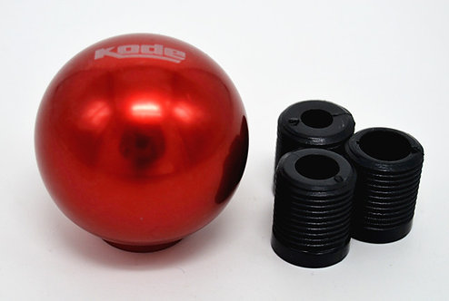 Kode-Red Round Aluminium Gear Shift Knob