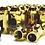Thumbnail: 1.25 Long Steel Wheel Lug Nut-Gold