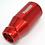 Thumbnail: KODE(RZ) Screw On Billet Gear Knob-Red