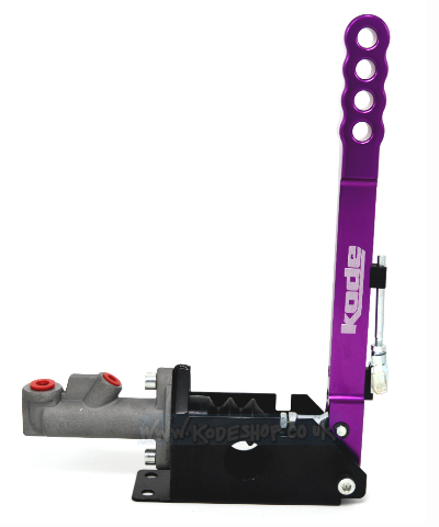 Kode Hydraulic Handbrake-Purple 0.625