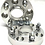 Thumbnail: 4x114 66.1 30mm M12x 1.25 Wheel Spacer Nissan S14