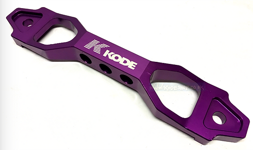 KODE *LARGE* Battery Tie Down Clamp Chunky-PURPLE