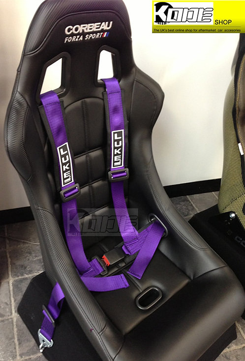 GM4-Sports Road/Track Day Safety Harness Purple