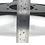 Thumbnail: KODE Leather Steering Wheel Half Dish Black stitch