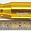 Thumbnail: KODE(RZ) Screw On Billet Gear Knob-Gold