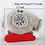 Thumbnail: JDM Turbo Cushion Pillow Plush Toy Backrest Neck Rest Gift Decor
