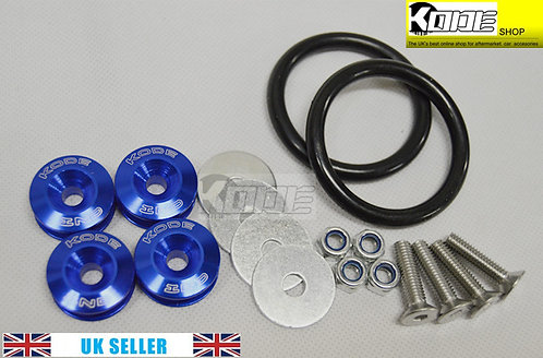 KODE Bumper Quick Release Kit Fastener-BLUE