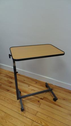 Table malade modèle de base
