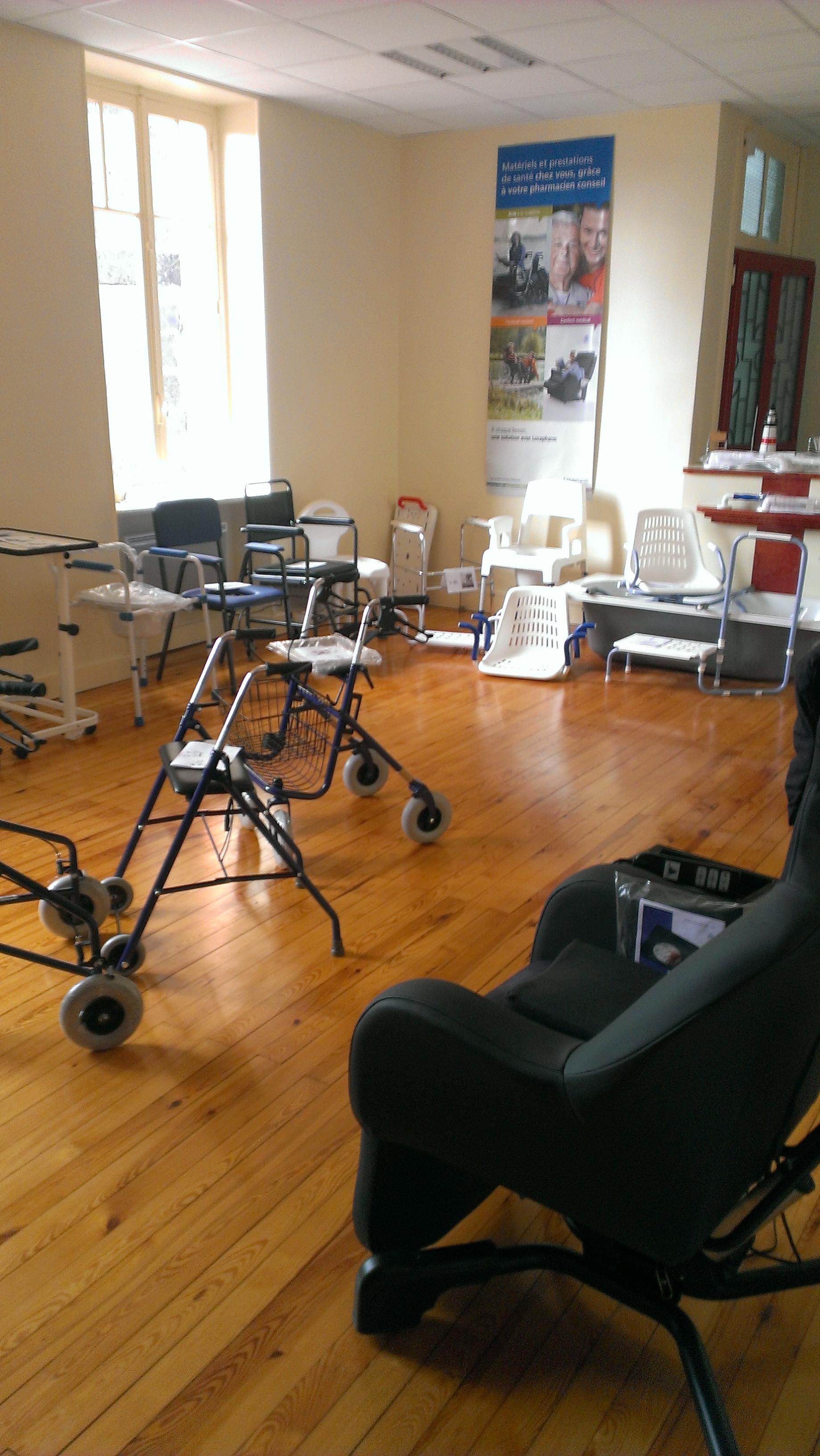 salle orthopédie