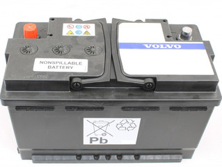 Purchase Volvo Batteries When Shopping for Volvo Spare Parts