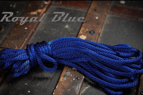 Royal Blue - Nylon Shibari Rope