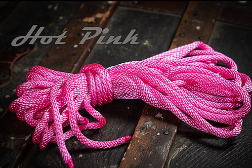 Hot Pink - Nylon Shibari Rope