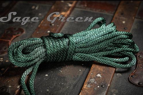 Sage Green - Nylon Shibari Rope