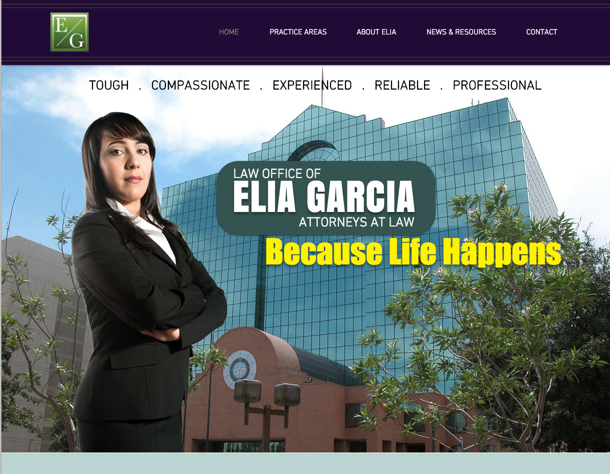 The Law Office Of Elia Garcia