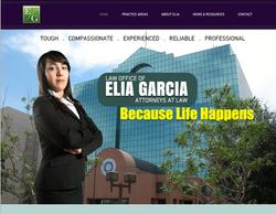The Law Office Of Elia Garcia