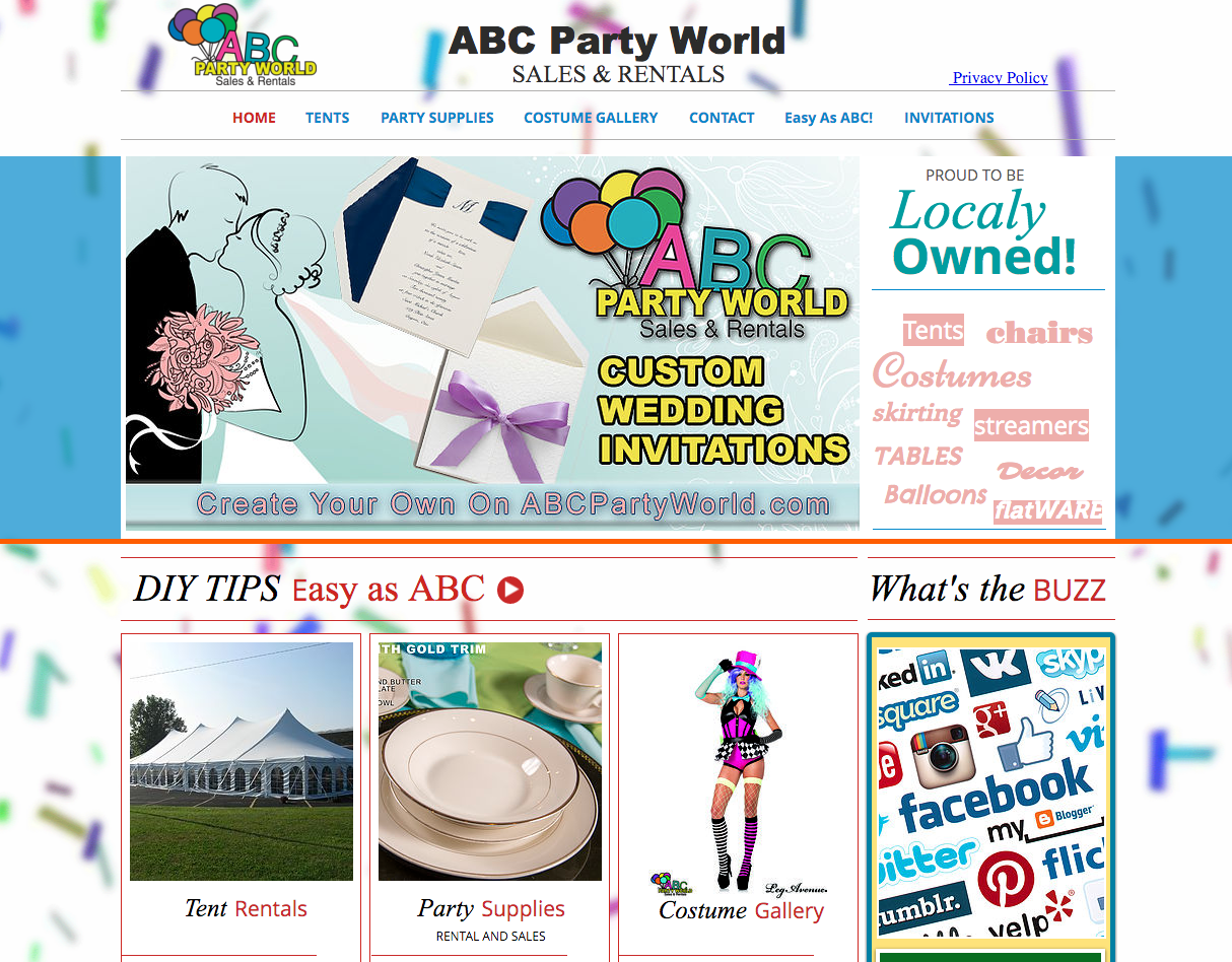 ABC Party World