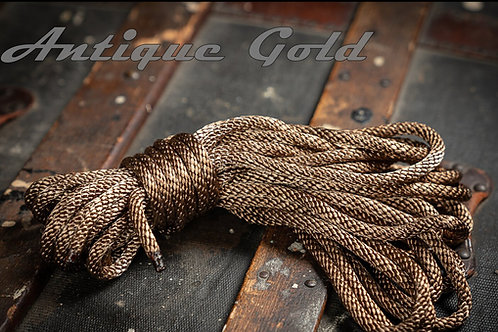 Antique Gold- Nylon Shibari Rope