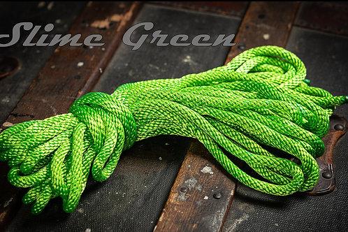 Slime Green - Nylon Shibari Rope