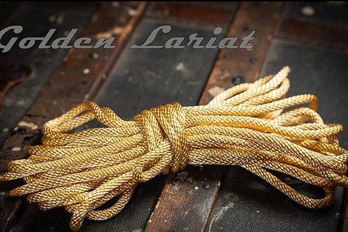 Golden Lariat - Nylon Shibari Rope